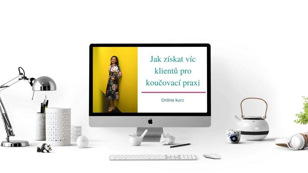 Online kurz zdarma - marketing pro kouče a Lektor